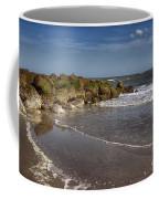 Beach At Tybee Coffee Mug