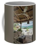 Beach Bar In Sok San Area Of Koh Rong Island Cambodia Coffee Mug