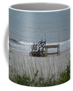 Beach Bicycles Coffee Mug