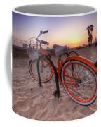 Beach Bike Coffee Mug