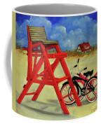 Beach Bikes Coffee Mug