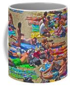 Beach Blanket Bingo Coffee Mug