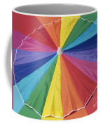Beach Brolly Coffee Mug