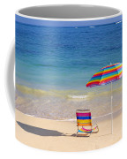 Beach Chair Coffee Mug