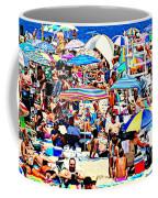Beach Chaos Coffee Mug