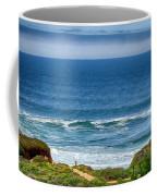 Beach Cloud Streak Coffee Mug