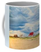 Beach Clouds Coffee Mug