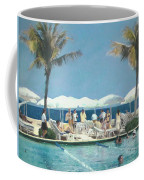 Beach Club Coffee Mug