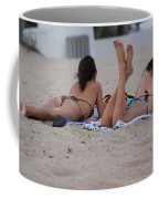Beach Combers Coffee Mug