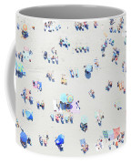 Beach Confetti Coffee Mug