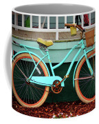 Beach Cruiser Bike Coffee Mug