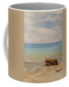 Beach Day Woodshole Coffee Mug