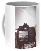 Beach Digital Photography Coffee Mug