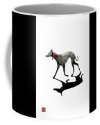 Beach Dog Coffee Mug