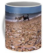 Beach Dogs Coffee Mug
