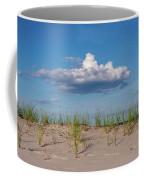 Beach Dune Clouds Jersey Shore Coffee Mug