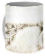 Beach Dune Trail Coffee Mug