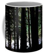 Beach Forest Coffee Mug