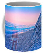 Beach Ghost Coffee Mug
