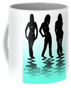 Beach Girls Coffee Mug