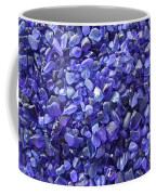 Beach Glass - Blue Coffee Mug
