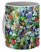 Beach Glass Mix Coffee Mug