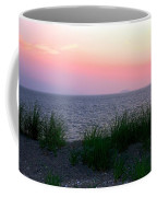 Beach Grass On Long Island Sound Coffee Mug