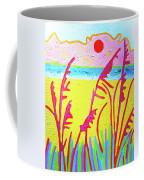 Beach Grasses Coffee Mug