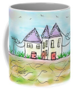 Beach Homes Coffee Mug