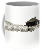 Beach House - Jersey Shore Coffee Mug by Angie Tirado