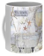 Beach House Bath Coffee Mug