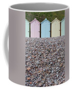 Beach Huts X Coffee Mug