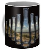 Beach In Bottles Coffee Mug