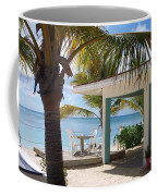 Beach In Grand Turk Coffee Mug