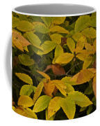 Beach Leaves Coffee Mug