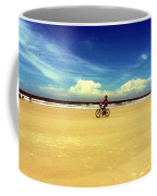 Beach Life On Daytona Beach Coffee Mug