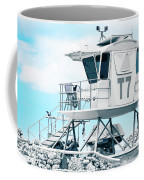 Beach Lifeguard Tower Coffee Mug
