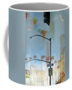 Beach Lights Coffee Mug