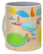 Beach Living Coffee Mug