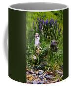 Beach Lupines Coffee Mug