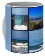 Beach Multiples Coffee Mug