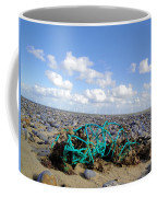 Beach Net Coffee Mug