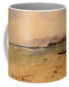 Beach Of Waikiki  Coffee Mug