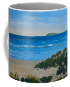 Beach On The North Coast Of Nsw  Coffee Mug