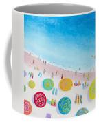 Beach Painting - Beach Bliss Coffee Mug