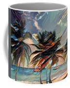 Beach Palms - Multi 9a Coffee Mug