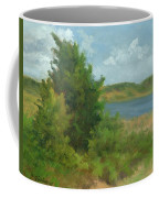 Beach Pines Coffee Mug