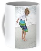 Beach Play Time Coffee Mug