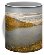 Beach Puddle Coffee Mug