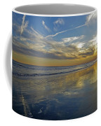 Beach Reflections Coffee Mug